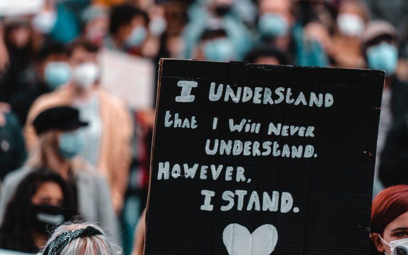 I wish I had spoken sooner: Black Lives Matter