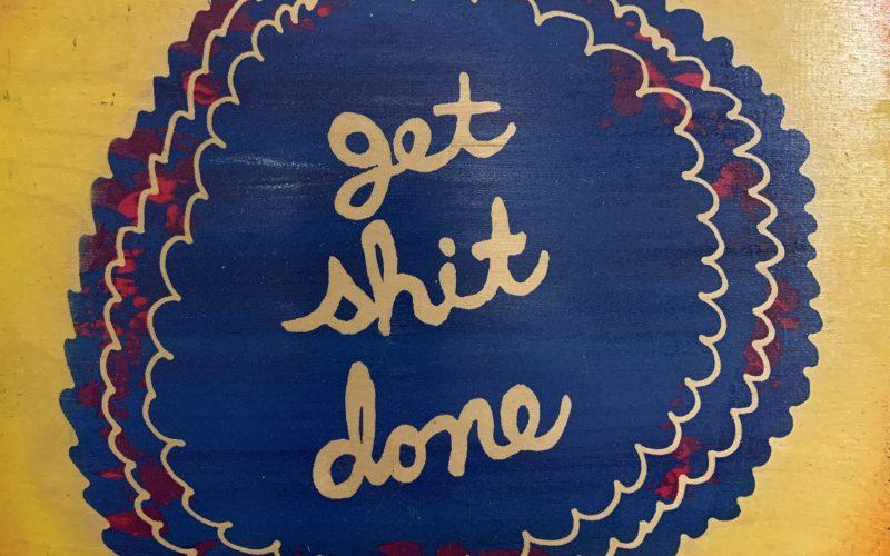 Procrastinate Your Way to Effectiveness